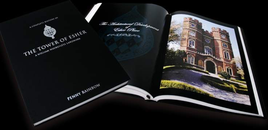 The Complete History of The Tower of Esher - a William Wayneflete Landmark by Penny Rainbow